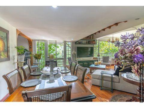 apartamento duplex en venta en la villa de aburra