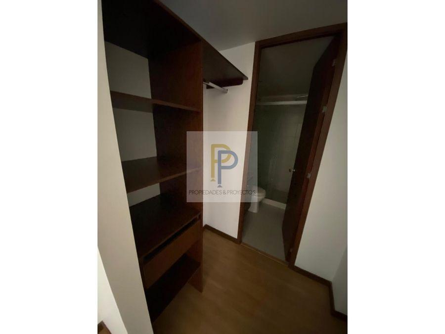 apartamento en arriendo en envigado sector loma del esmeraldal