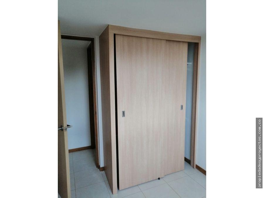 apartamento para venta en rionegro sector fontibon
