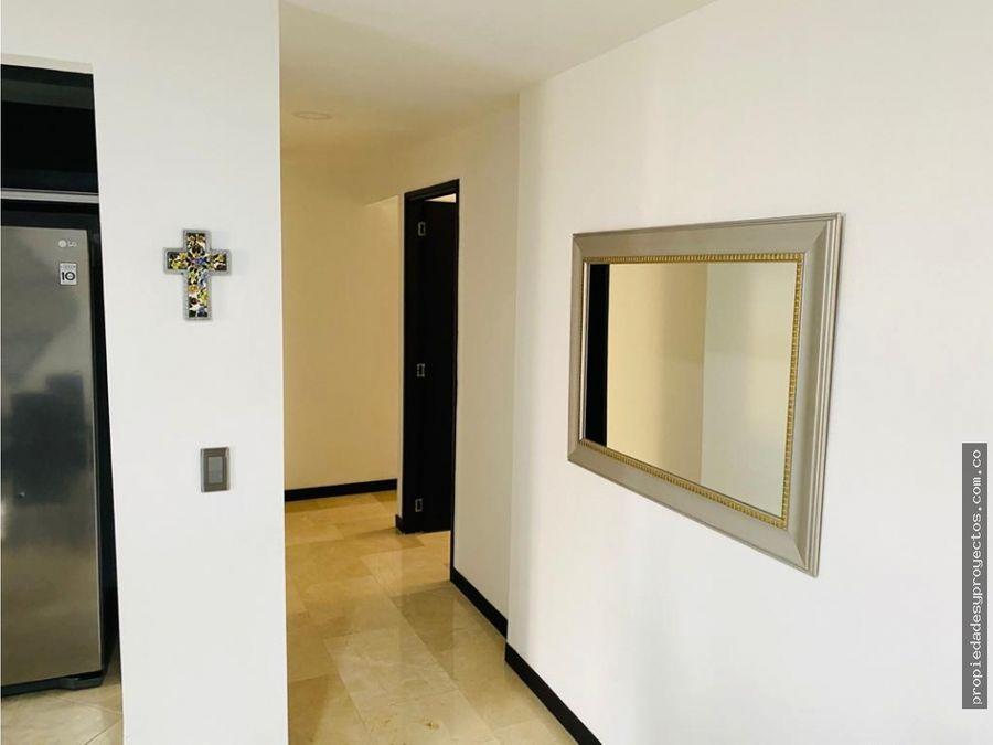 apartamento amoblado en arriendo laureles