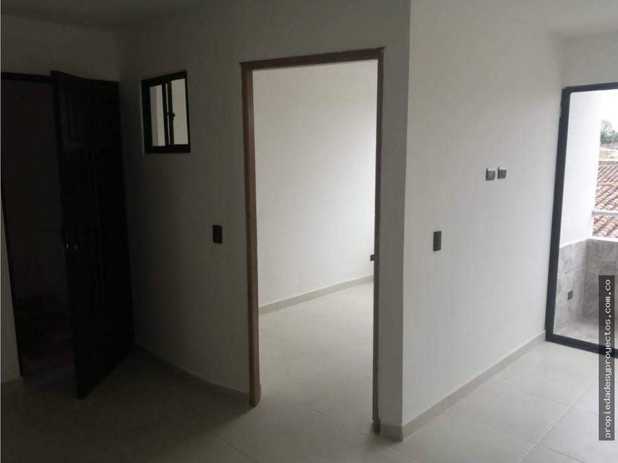 vendo apartamento en san pablo