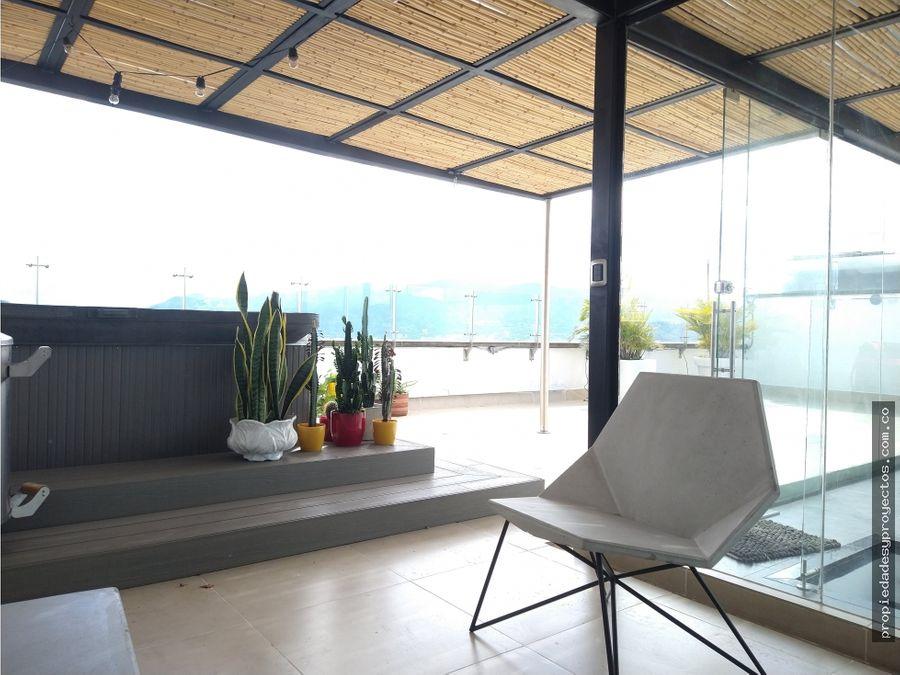 apartamento en venta en san lucas duplex con terraza