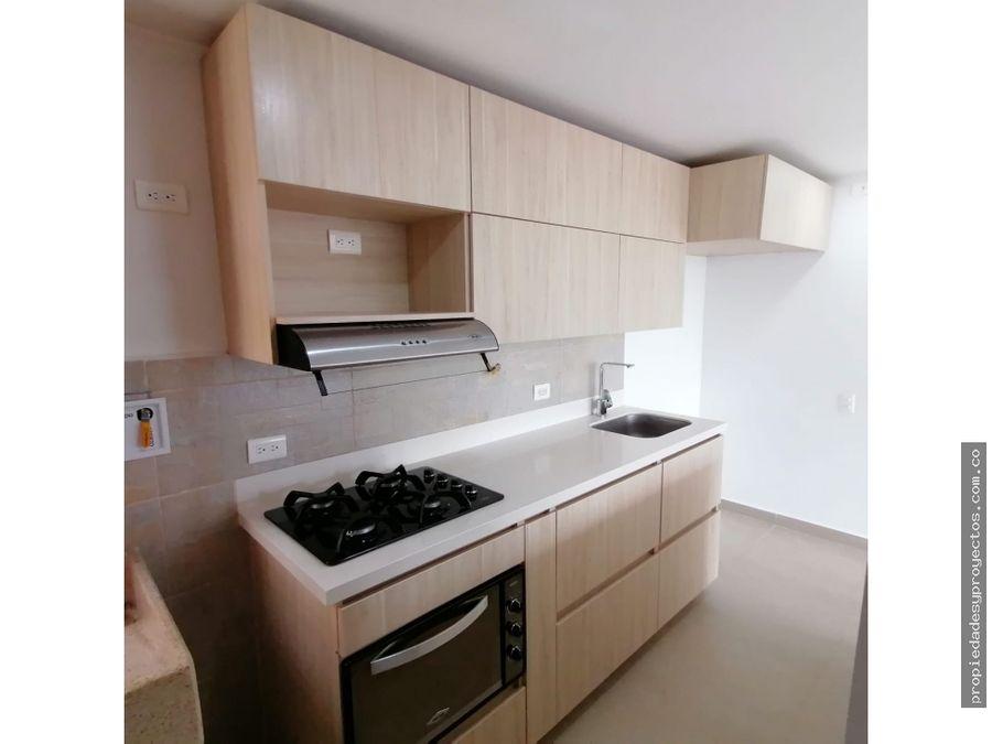 en arriendo moderno apartamento sector san antonio de pereira