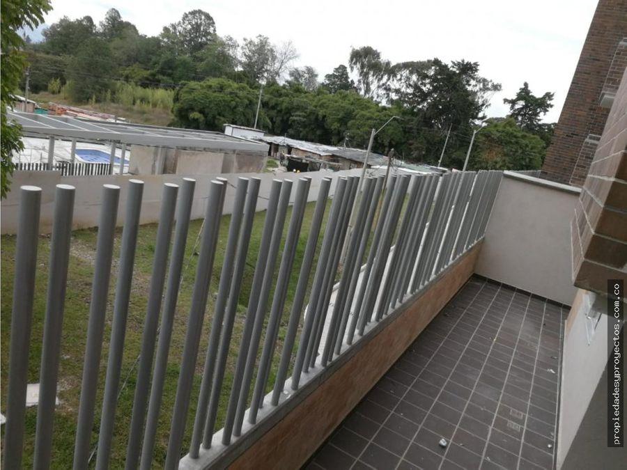 apartamento cerca al parque de san antonio de pereira