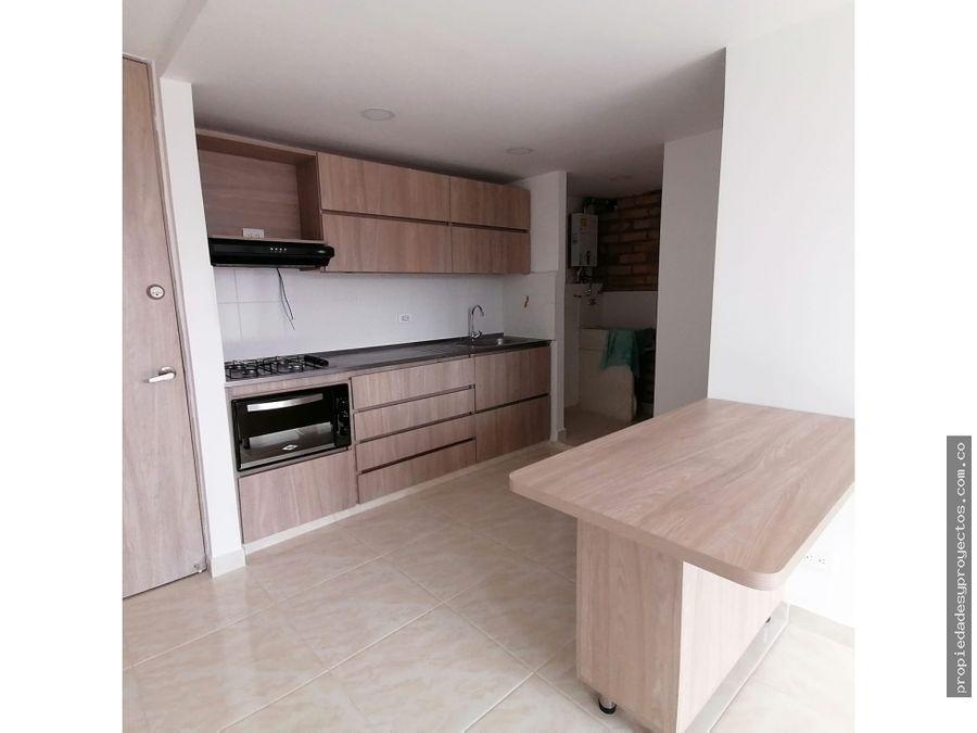 se arrienda apartamento sector tranvia rionegro