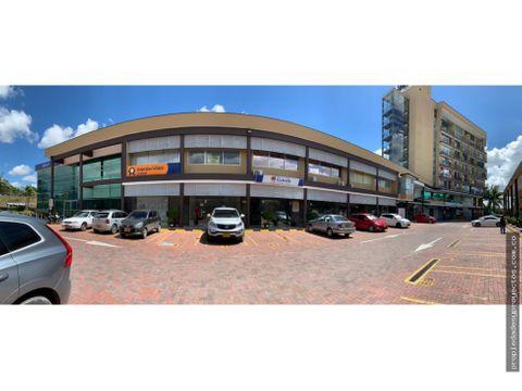 en arriendo local comercial en mall sector san nicolas rionegro