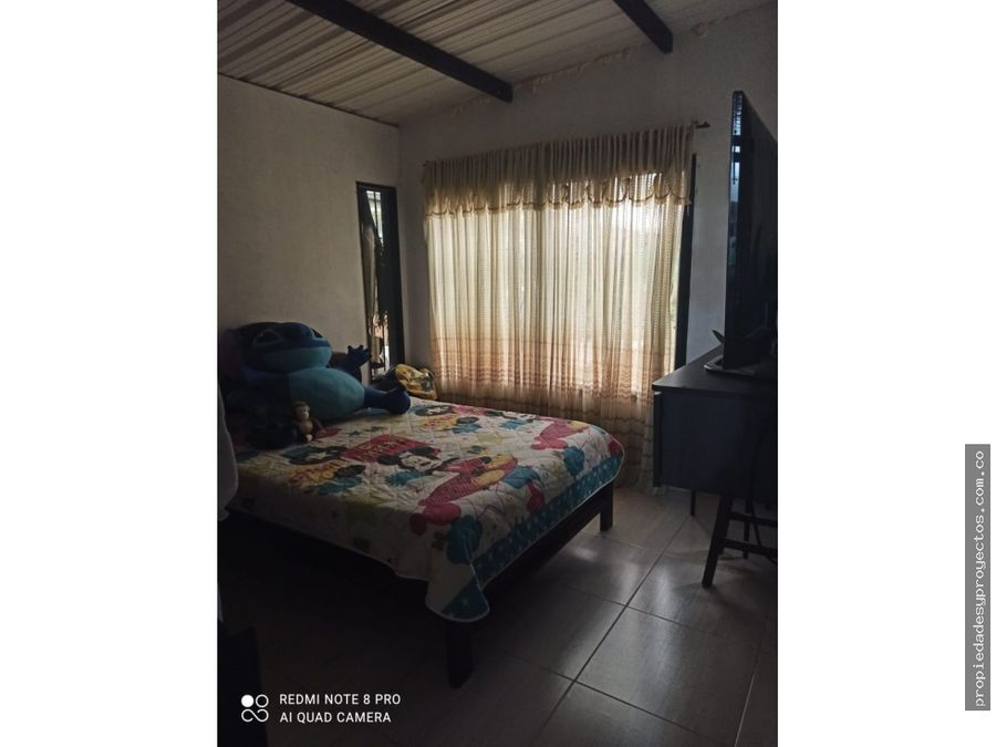 casa campestre en venta en rionegro vereda santa barbara