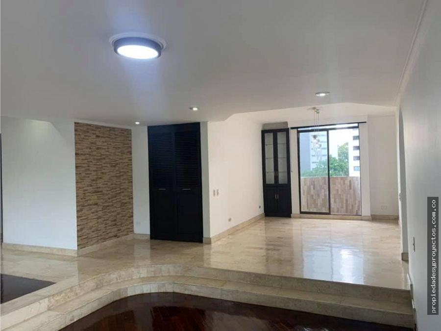 apartamento para venta en rodeo alto