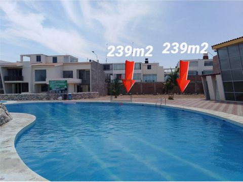 venta terrenos en condominio alameda country club frente a piscina