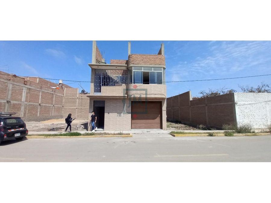 venta casa en urbanizacion los robles