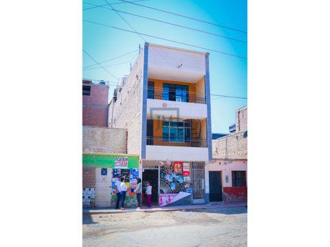venta casa en urbanizacion urrunaga