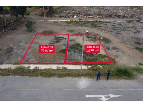 venta terreno en urbanizacion la arboleda