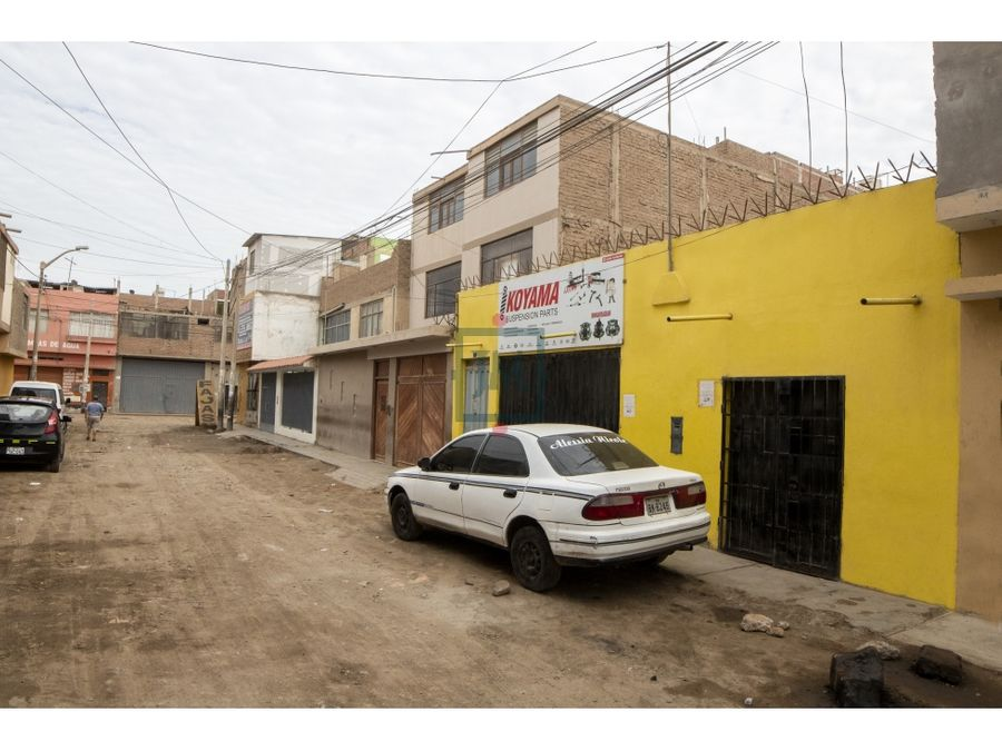 venta de terreno de 20925 m2 mz c urb san lorenzo chiclayo