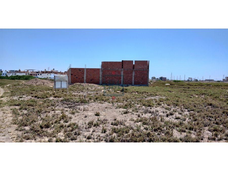 venta de terreno de 10487m2 en urb ermita de pimentel