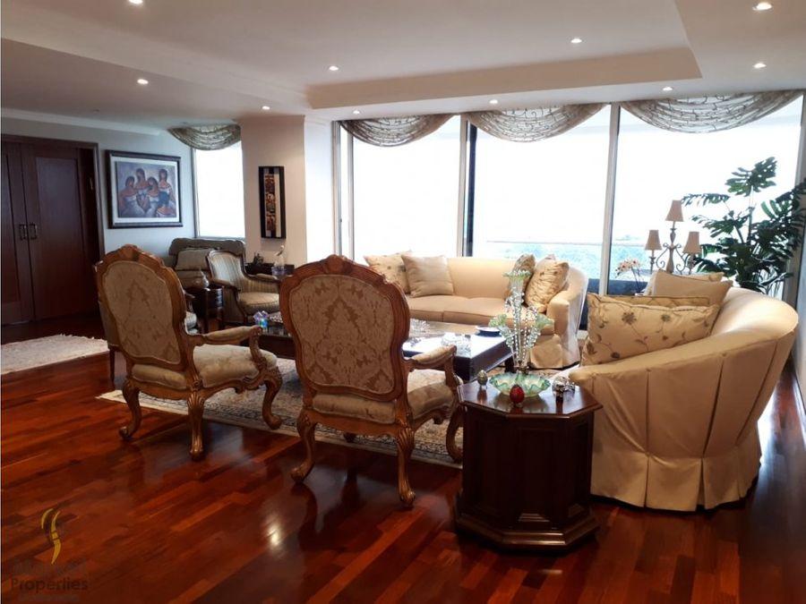 apartamento en venta en zona 14 tintoretto