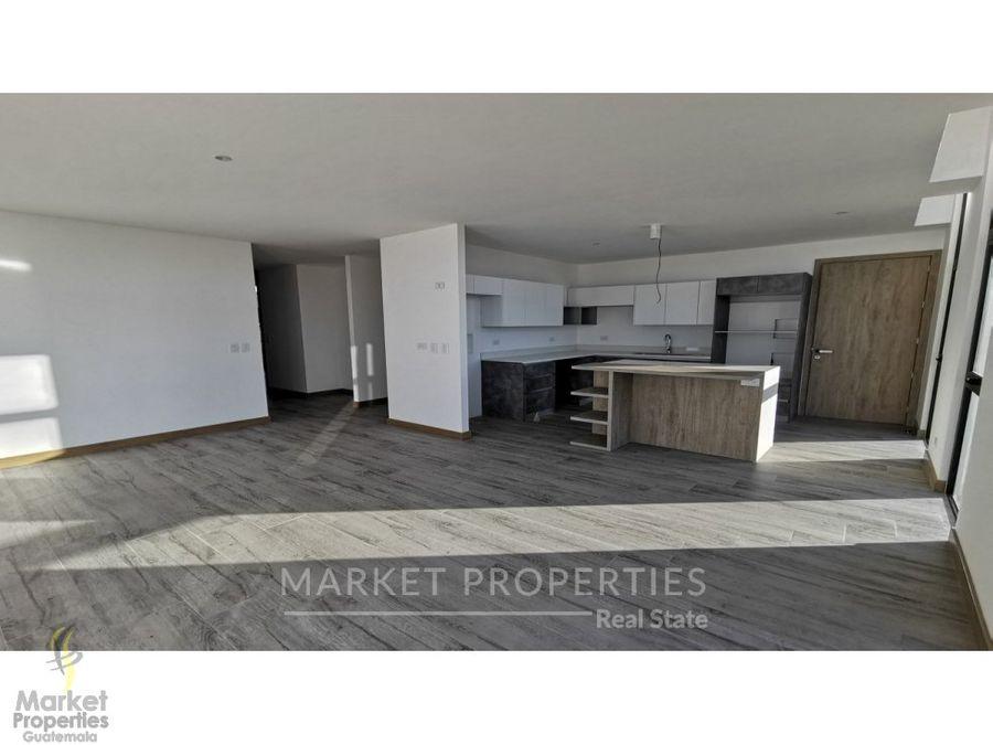 apartamento en venta zona 16 cayala guatemala