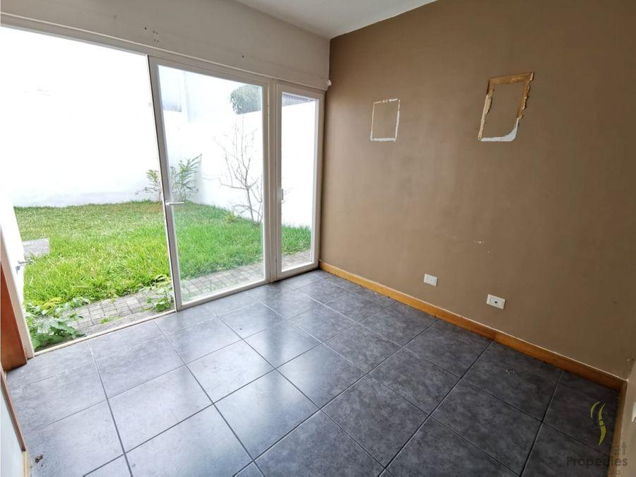casa en venta campos de san isidro zona 16
