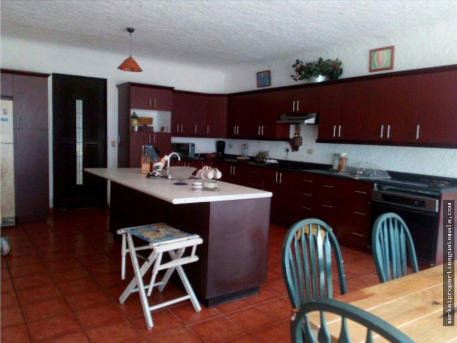 casa en venta zona 16comercial cayala