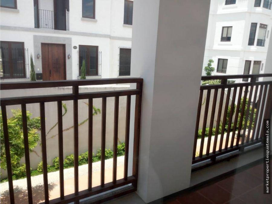casa en renta en cayala zona 16 guatemala