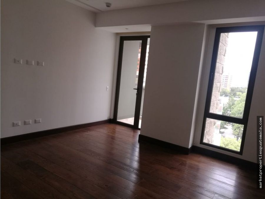 apartamento en venta zona 14 guatemala de lujo