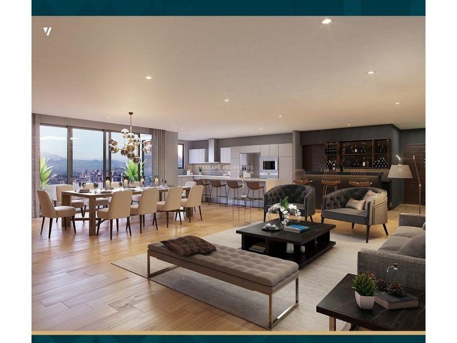 apartamentos en venta en zona 14 edificio barletta