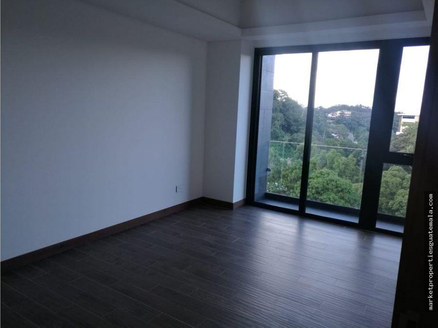 apartamento en venta zona 10 oakland guatemala