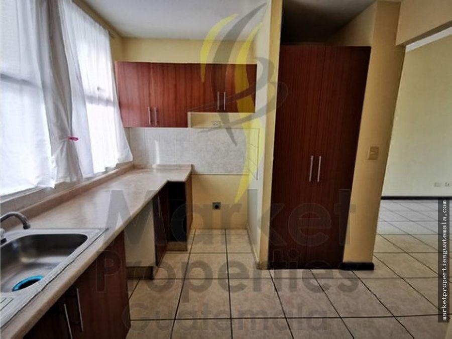 apartamento en alquiler el naranjo zona 4 de mixco