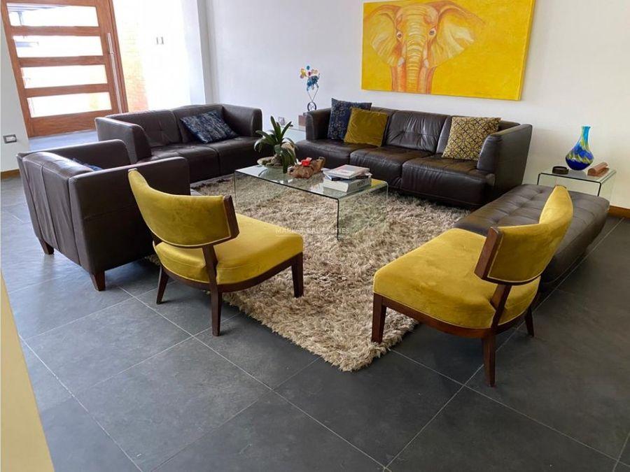 casa en renta en zona 16 acacias de cayala