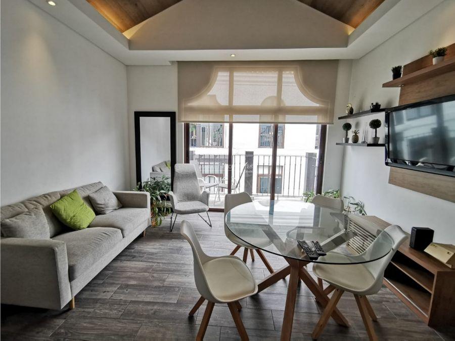 apartamento en venta en zona 16 lirios de cayala