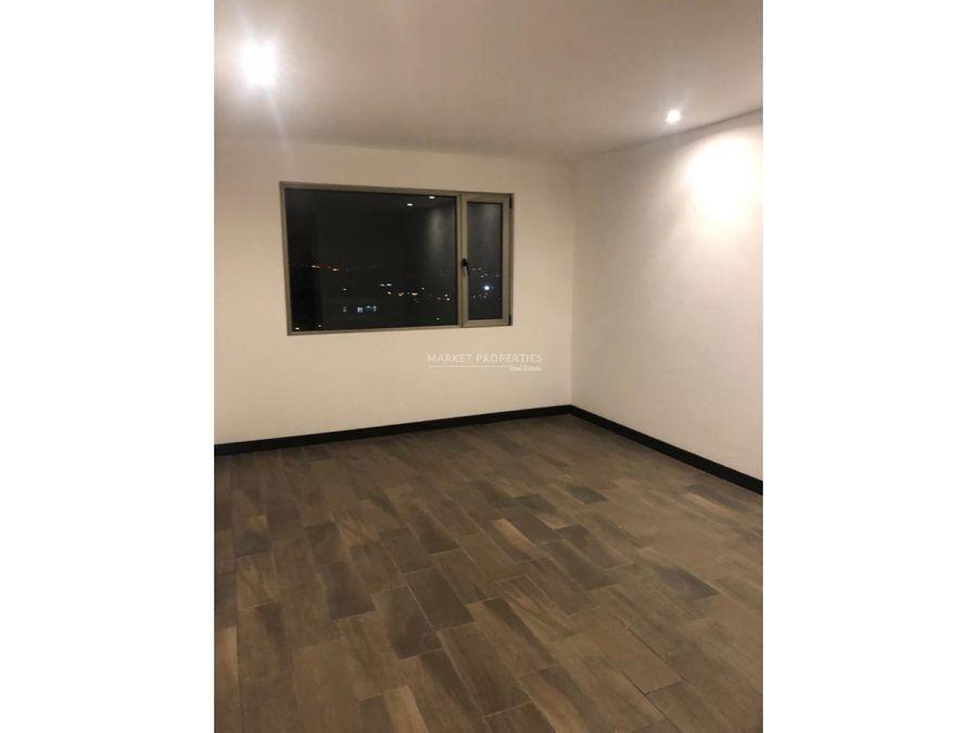 apartamento en alquiler en zona 10 verona