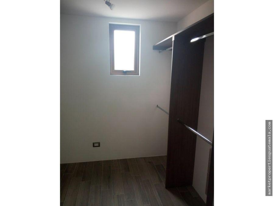 apartamento en renta zona 16 san isidro guatemala