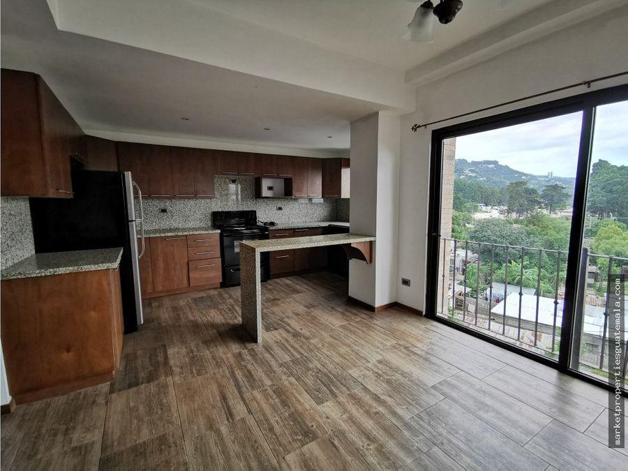 apartamento en alquiler zona 16 guatemala