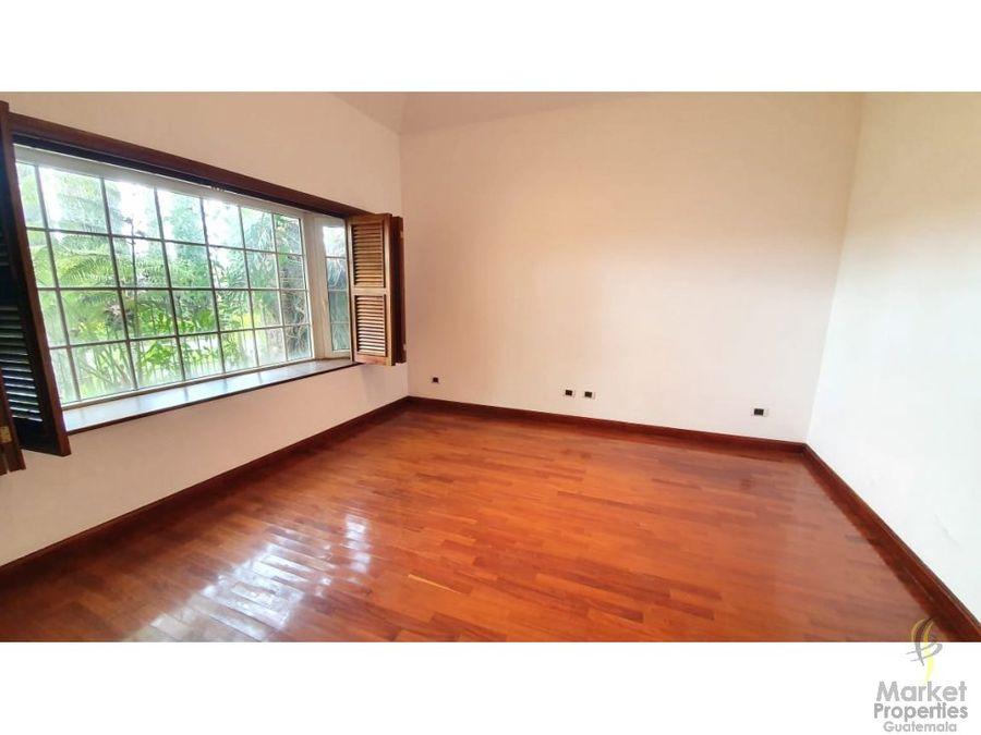 casa en venta en zona 16 bouganvilias de cayala