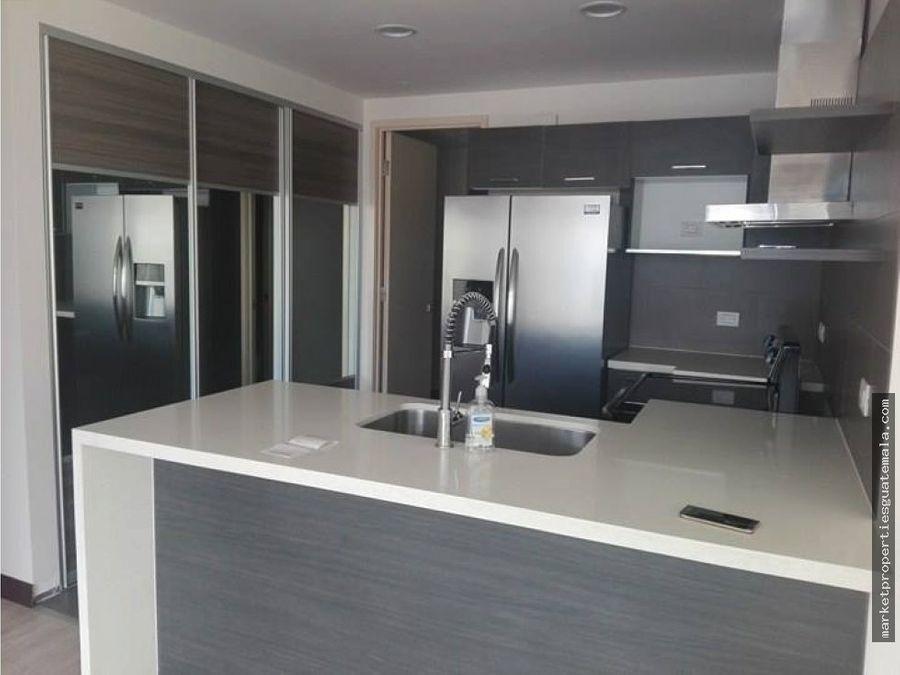 apartamento en alquiler zona 10 guatmala