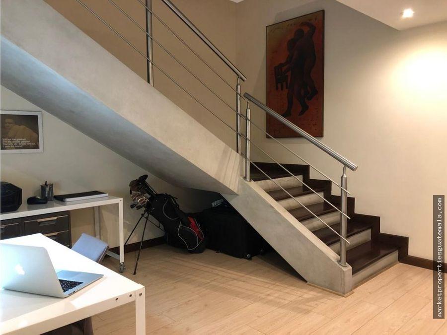 penth house en venta en zona 10 guatemala