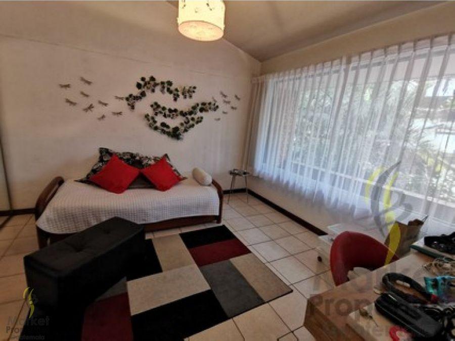 vendo casa zona 14 guatemala