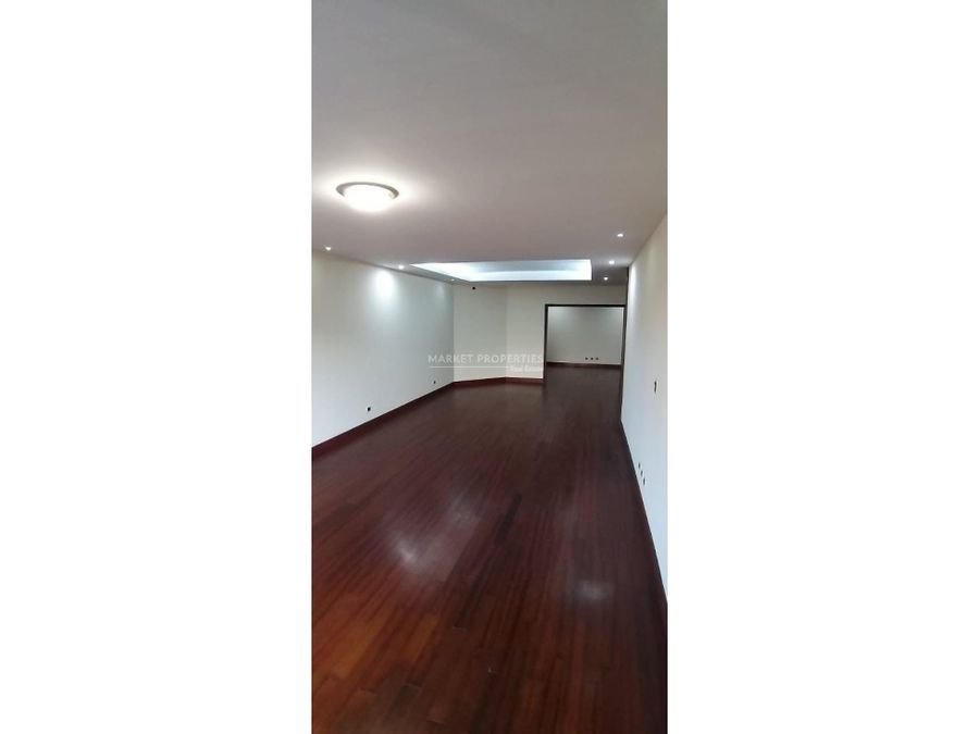 apartamento en alquiler en zona 10 torre oakland ii