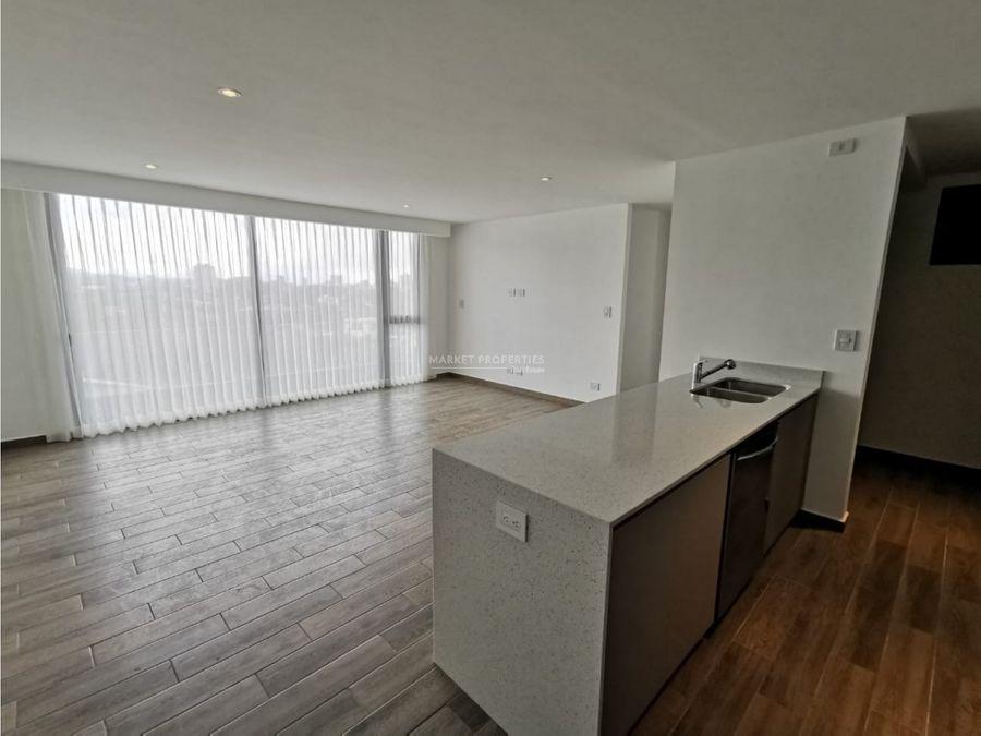 apartamento en renta en zona 15 parque 15