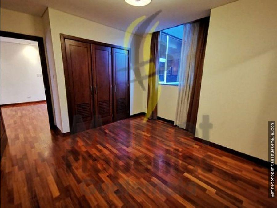 apartamento en alquiler zona 14 ciudad guatemala