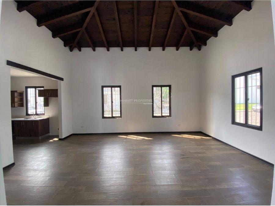 casa en venta en antigua guatemala la serenisima
