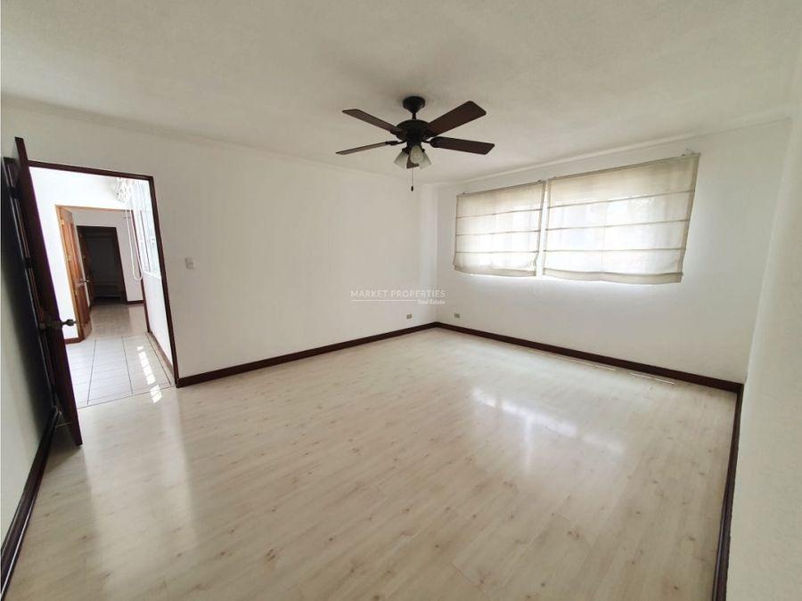 apartamento en alquiler en zona 10