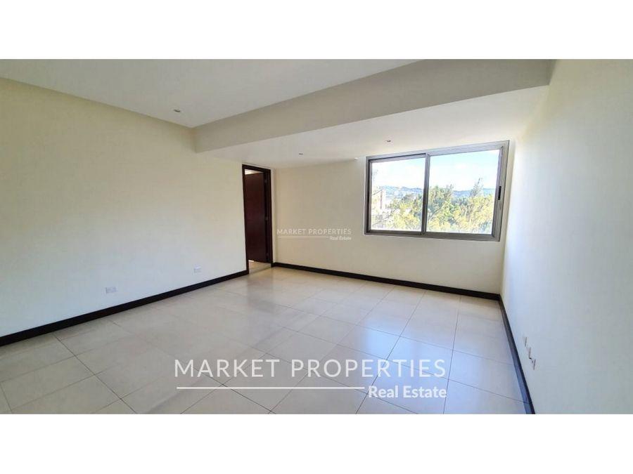 alquiler de apartamento zona 14 amplio 2 habitaciones