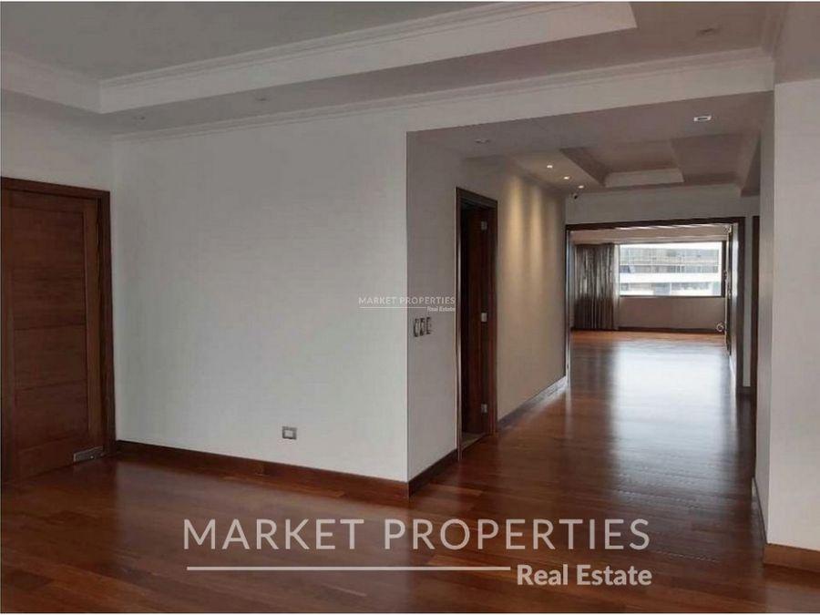 apartamento en venta en zona 14 edificio murakami