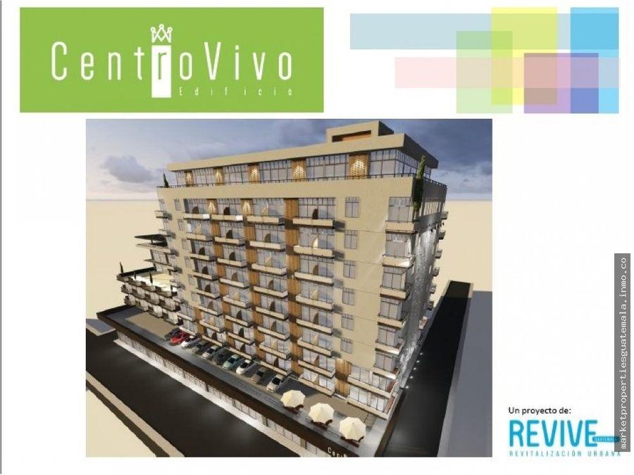 apartamento en venta zona 1 guatemala