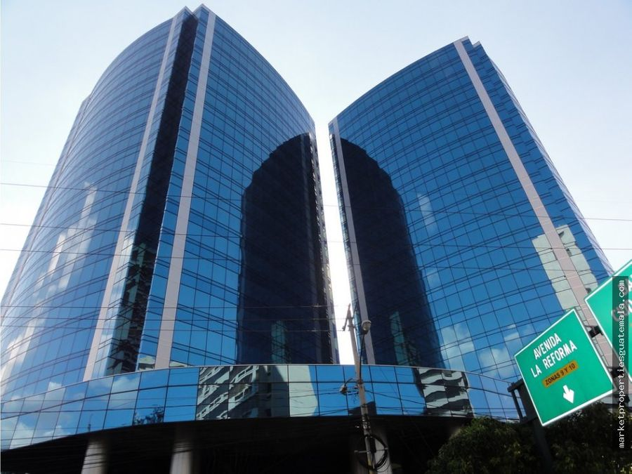 oficinas en alquiler zona 10 interamericas