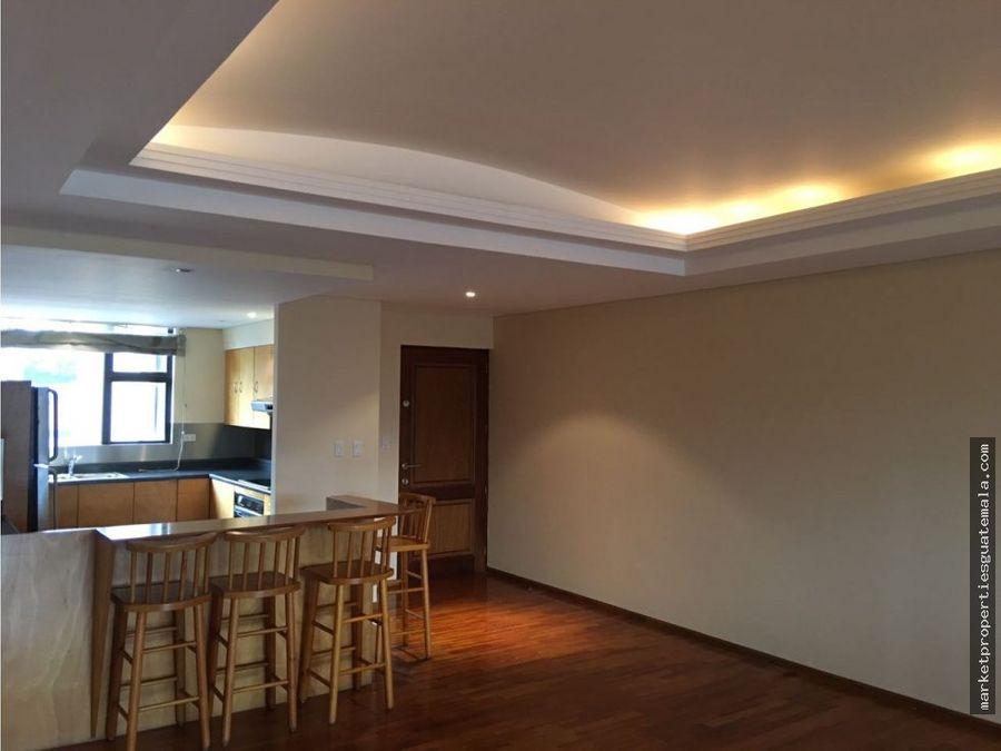 apartamento en alquiler zona 14 guatemala ciudad