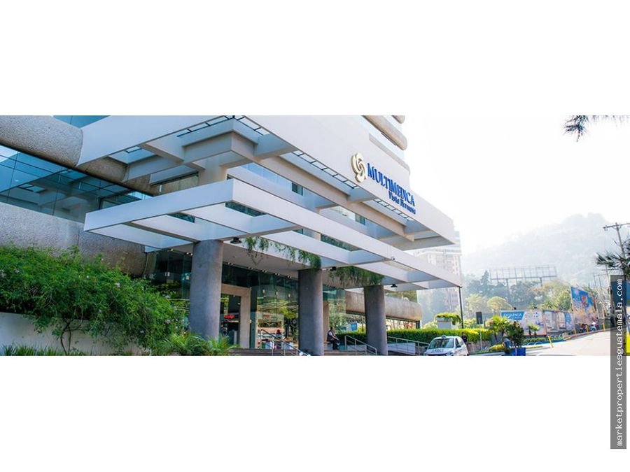 alquilo clinica en multimedica zona 15