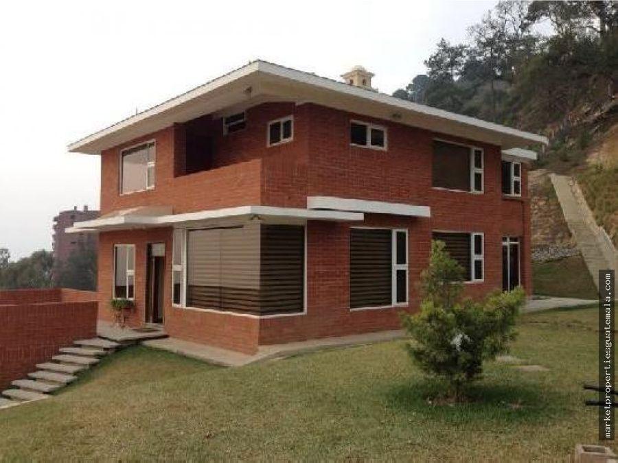 casa en venta carretera al salvador km12 guatemala