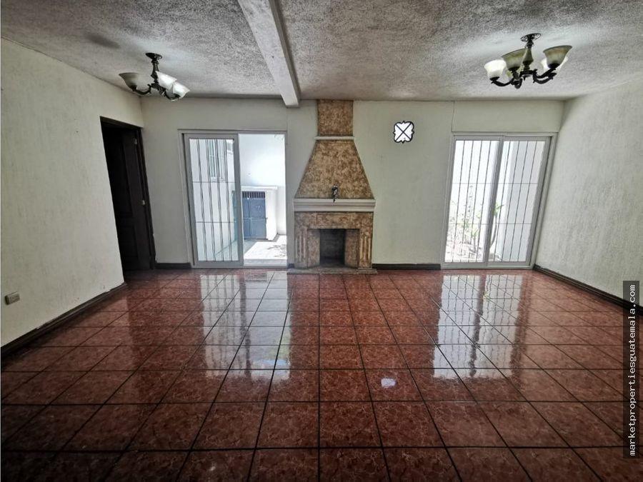 venta de casa en la villa zona 14 guatemala