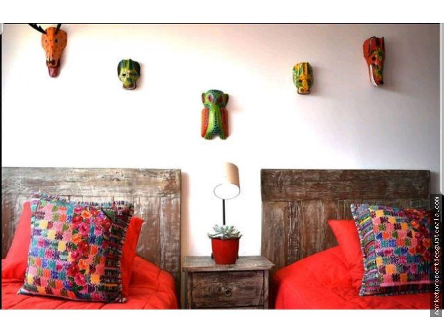 apartamento amueblado en zona 10 guatemala